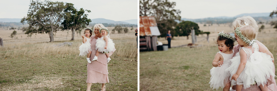 Coronation Hall Wedding Photographer Somerset Dam Bebes Farmhouse Photography Queensland Rustic Country DIY Wedding _0023