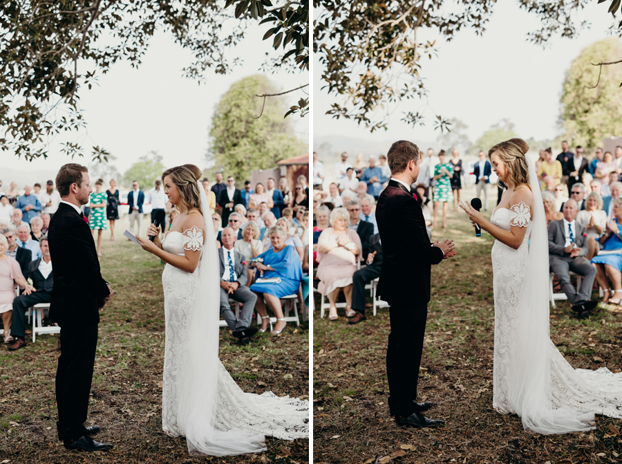 Coronation Hall Wedding Photographer Somerset Dam Bebes Farmhouse Photography Queensland Rustic Country DIY Wedding _0027