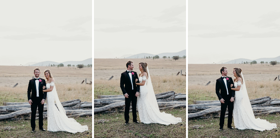 Coronation Hall Wedding Photographer Somerset Dam Bebes Farmhouse Photography Queensland Rustic Country DIY Wedding _0037