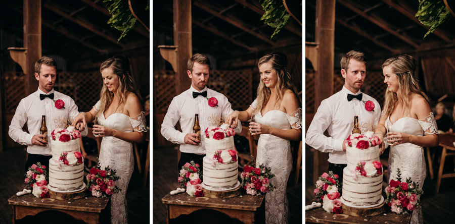 Coronation Hall Wedding Photographer Somerset Dam Bebes Farmhouse Photography Queensland Rustic Country DIY Wedding _0063